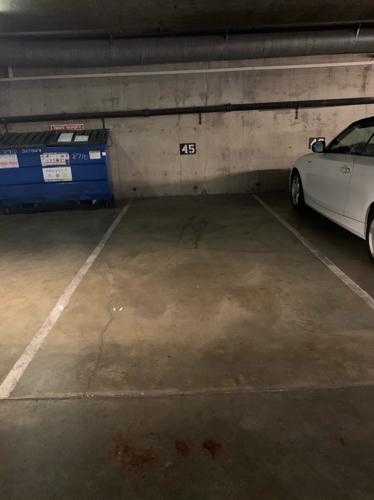 Indoor lot parking on Delgany Avenue in Playa del Rey